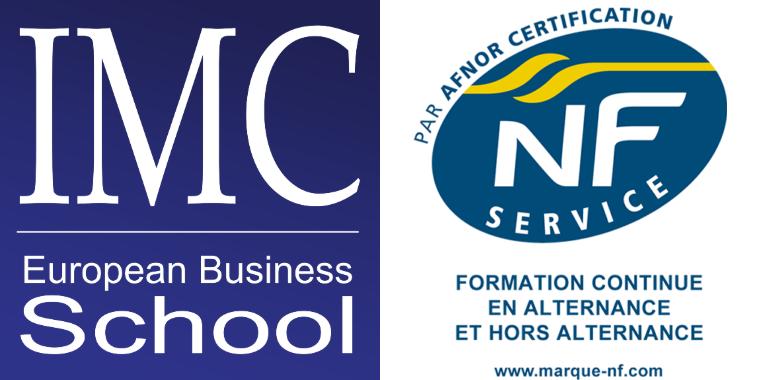 Logo IMC et NF