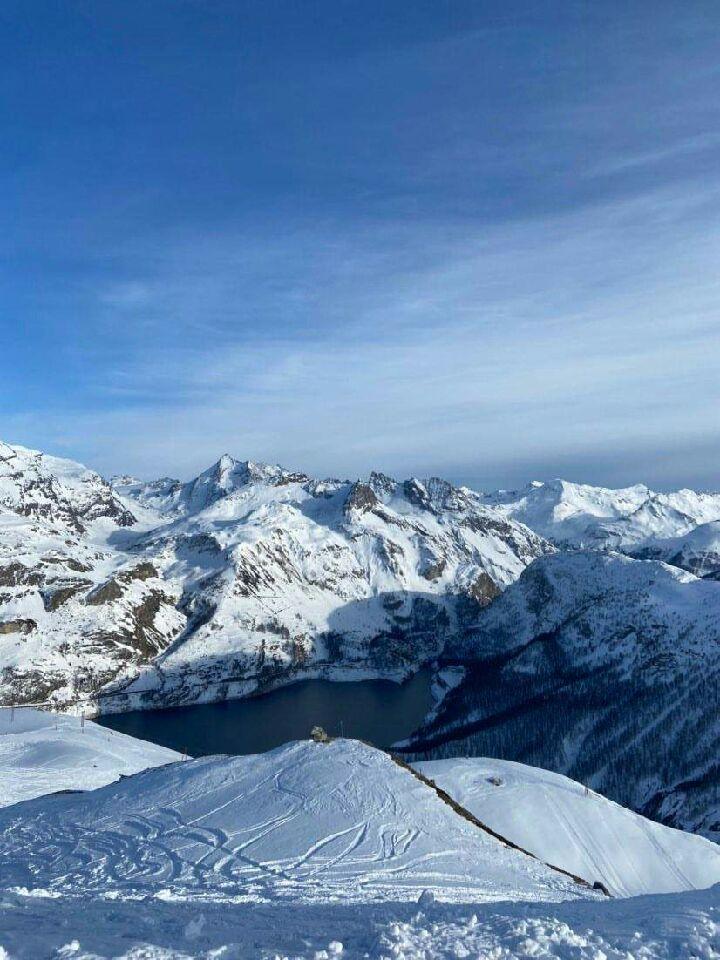 photo ski paysage