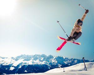 Semaine d'intégration au ski !