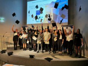 Retour en photos sur la remise des diplômes