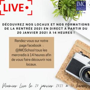 live facebook imc