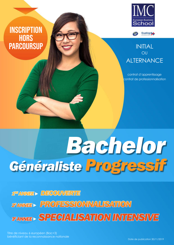 bachelor progressif
